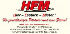 HFM Logo mit neuer e.K.-Adresse